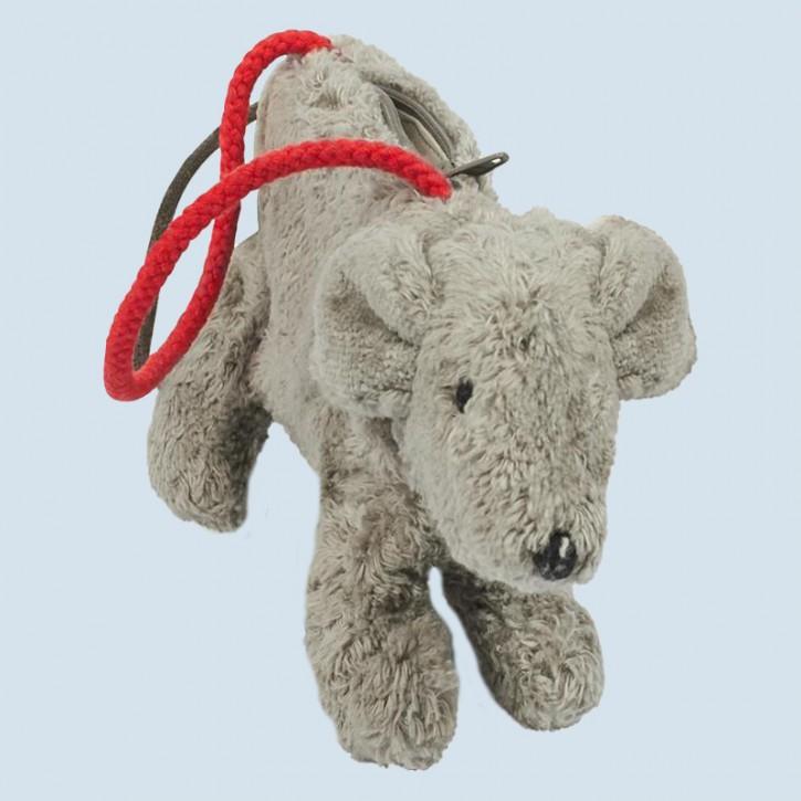 Senger - Handtasche für Kinder - Maus - Bio Baumwolle