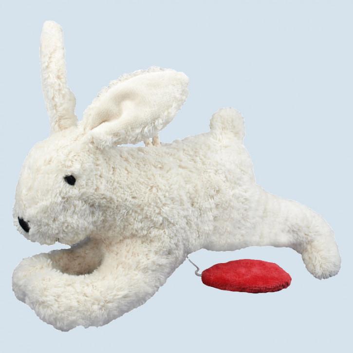 Senger - Spieluhr Hase - Bio Baumwolle