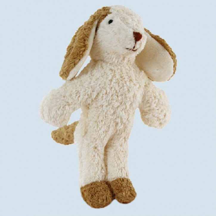 Senger - Kuscheltier Baby Hund - Bio Baumwolle