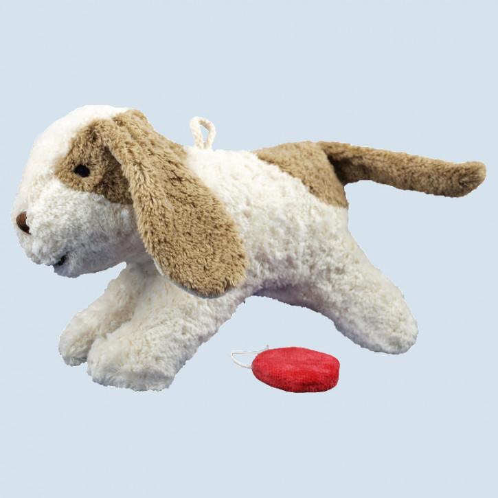 Senger - Spieluhr Hund - Bio Baumwolle
