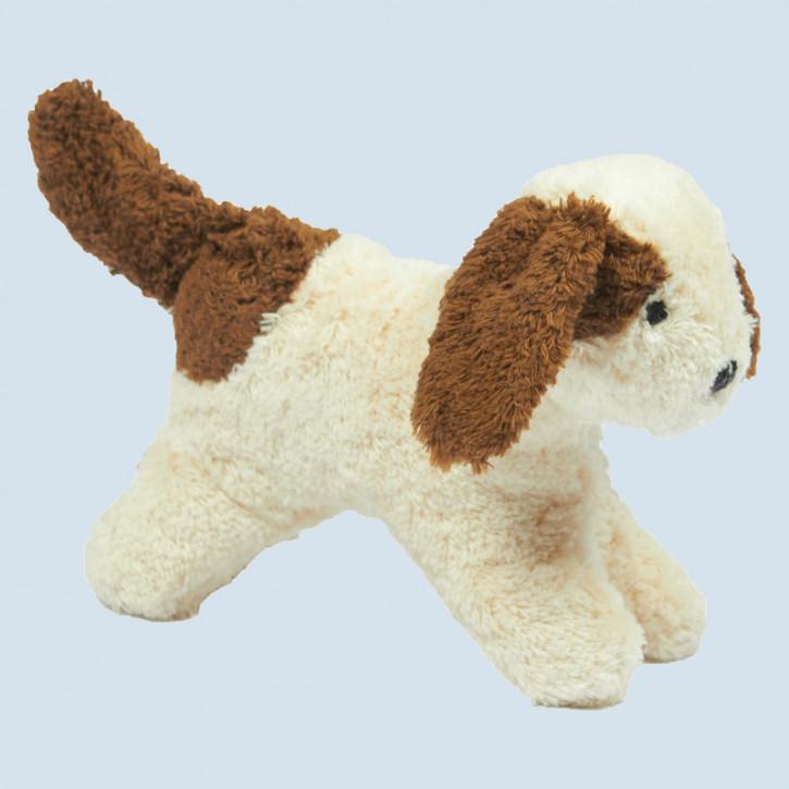 Senger Naturwelt - Tierkind Hund - Kuscheltier, Bio Baumwolle