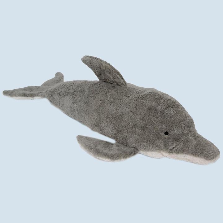 Senger cuddly animal - dolphin - large, eco