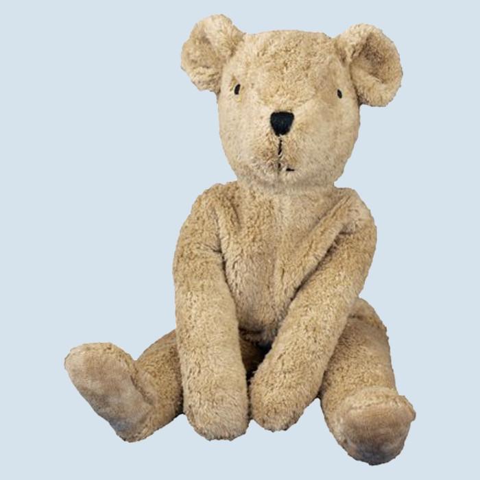 Senger floppy animal - Teddy Bear - beige, large, organic, eco