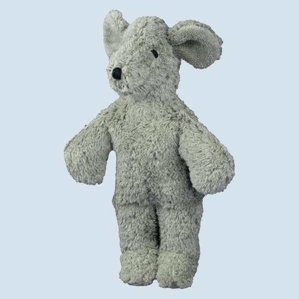 Senger Naturwelt - Kuscheltier Baby Maus - Bio Baumwolle