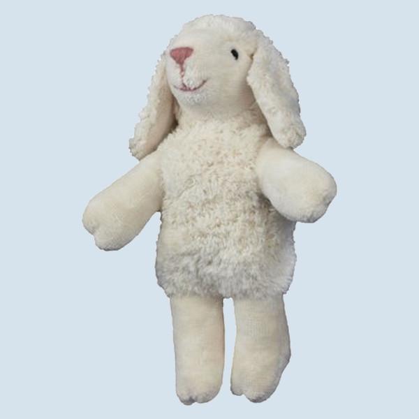 Senger Naturwelt - Kuscheltier Baby Schaf - Bio Baumwolle