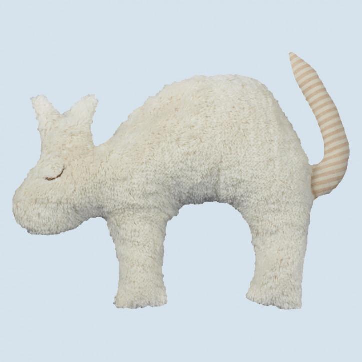 Senger Naturwelt - Kissen Katze - Baumwolle Bio Qualität, öko