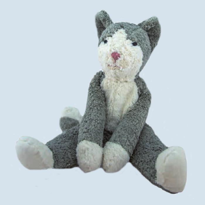 Senger - Schlenkertier Katze - Bio Baumwolle, groß