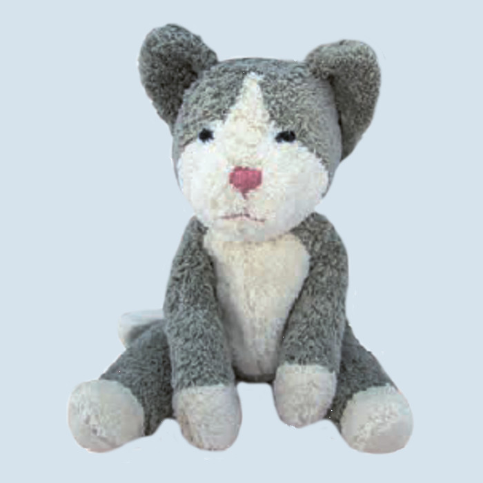Senger - Schlenker Kuscheltier Katze - Bio Baumwolle