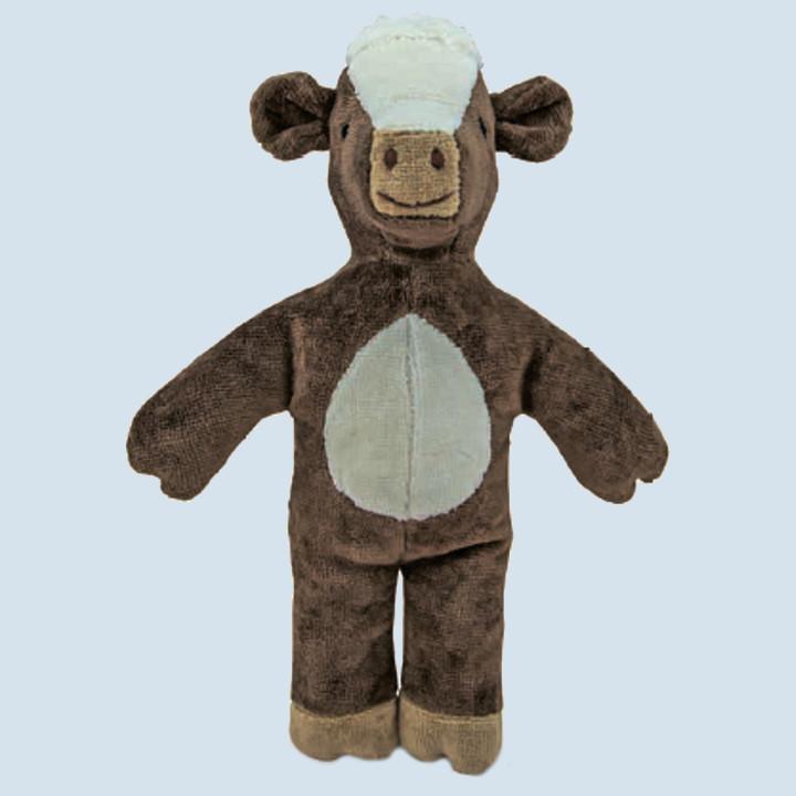Senger - Kuscheltier Baby Kuh - Bio Baumwolle