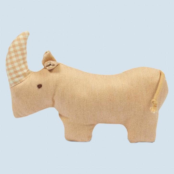 Senger - Spieltier Nashorn - Bio