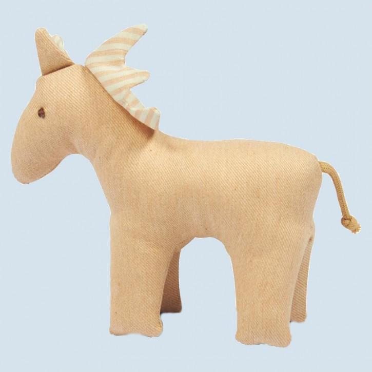 Senger - Spieltier Pferd - Bio