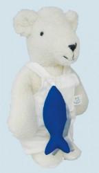 Senger Naturwelt - Eisbär, Bär, Teddy - Junge mit Hose, Bio Baumwolle