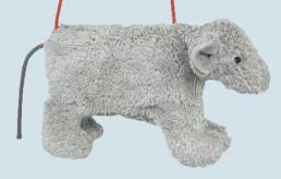 Senger Naturwelt - Tasche für Kinder, Maus - Bio Baumwolle