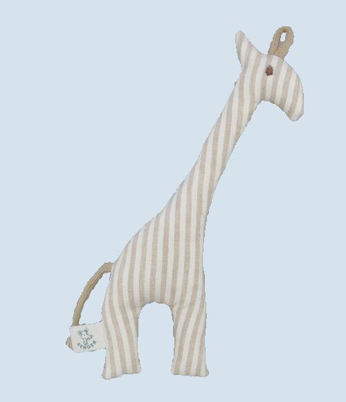 Senger Naturwelt - Greiftier, Greifling Giraffe - Bio Baumwolle