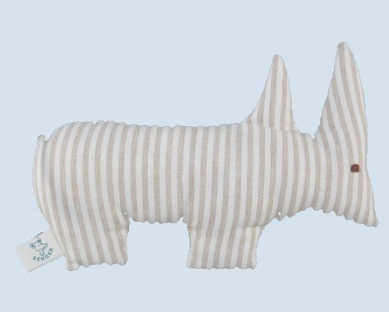 Senger Naturwelt - Greiftier, Greifling Nashorn - Bio Baumwolle
