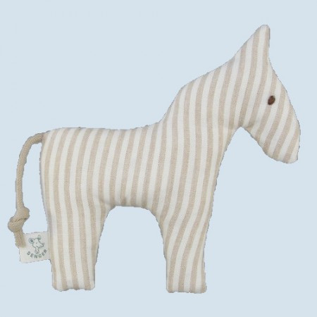 Senger Naturwelt - Greiftier, Greifling Pferd - Bio Baumwolle