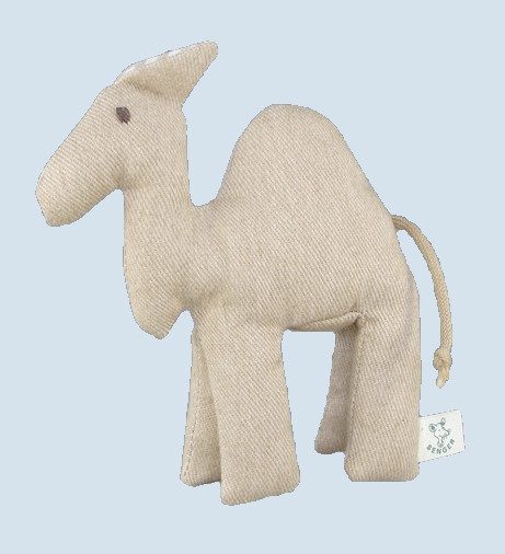 Senger animal doll - pure nature animal, camel - organic cotton