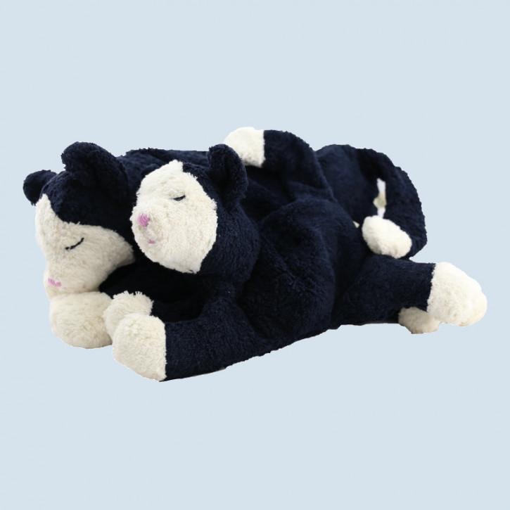 Senger Naturwelt - Kuscheltier Katze - Bio Baumwolle, groß