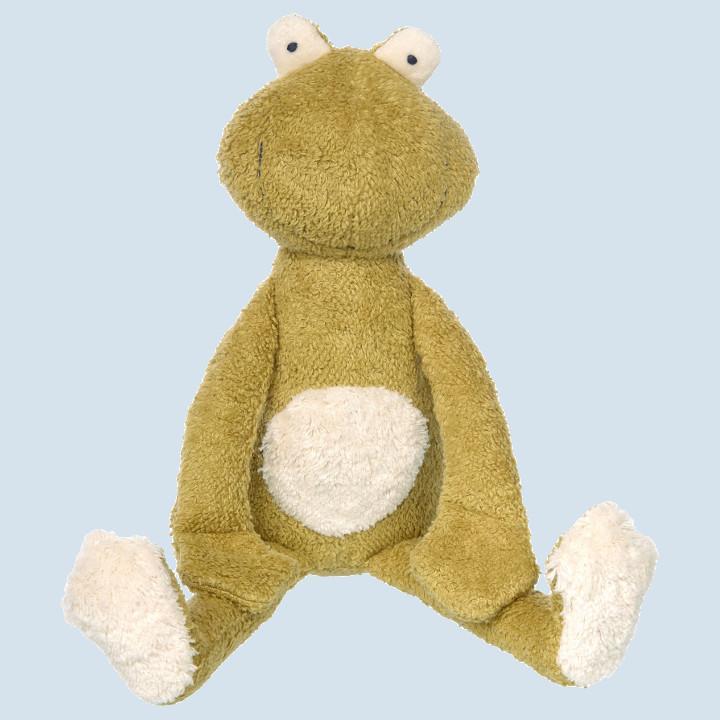 Sigikid - Bio - Kuscheltier Frosch