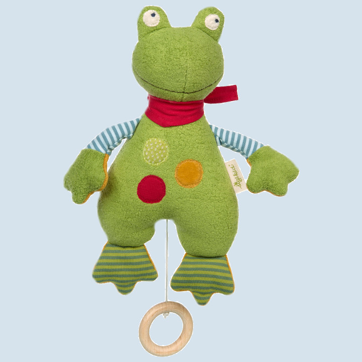 Sigikid - Bio - Spieluhr Frosch
