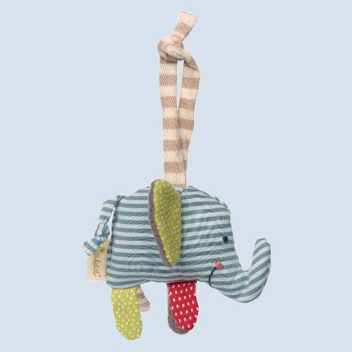 Sigikid - Bio - Spielanhänger Elefant