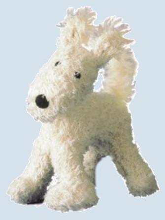 Senger / Timkid - Spieluhr Hund - Bio Baumwolle