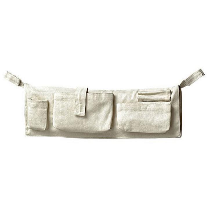 Traumschwinger - Seitentasche S natur - Baumwolle, Bio