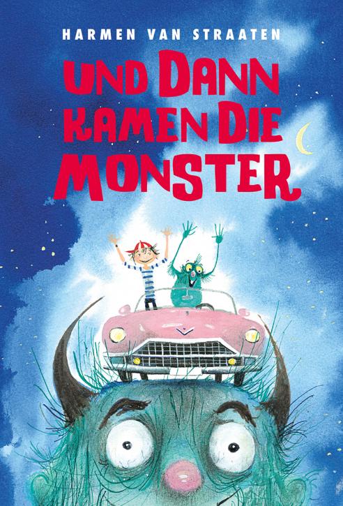 Kinderbuch - Und dann kamen die Monster - Freies Geistesleben