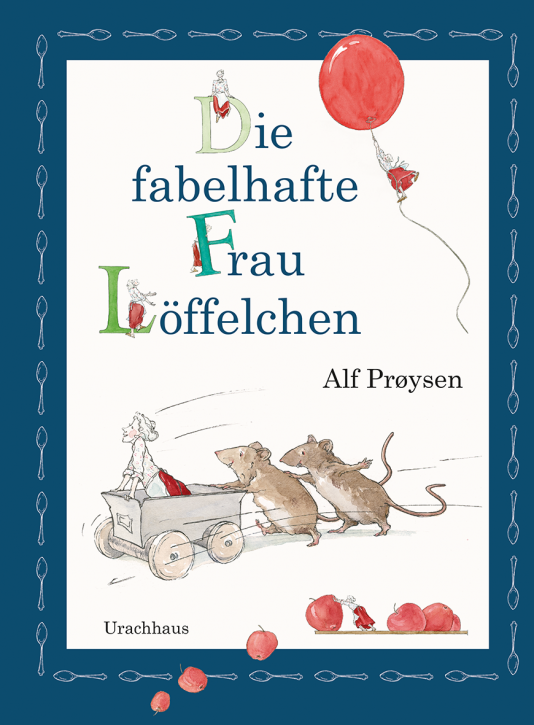 Kinderbuch - Die fabelhafte Frau Löffelchen - Urachhaus Verlag