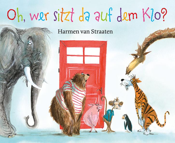 Verlag Freies Geistesleben - Oh, wer sitzt da auf dem Klo