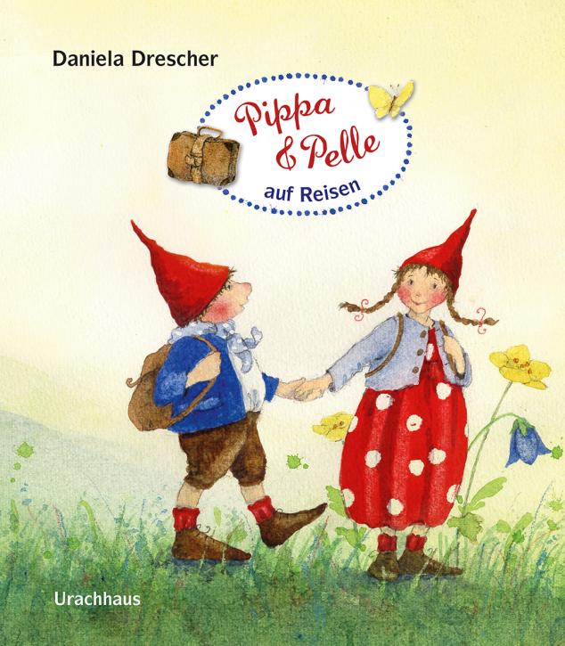 Kinderbuch - Pippa und Pelle auf Reisen - Urachhaus