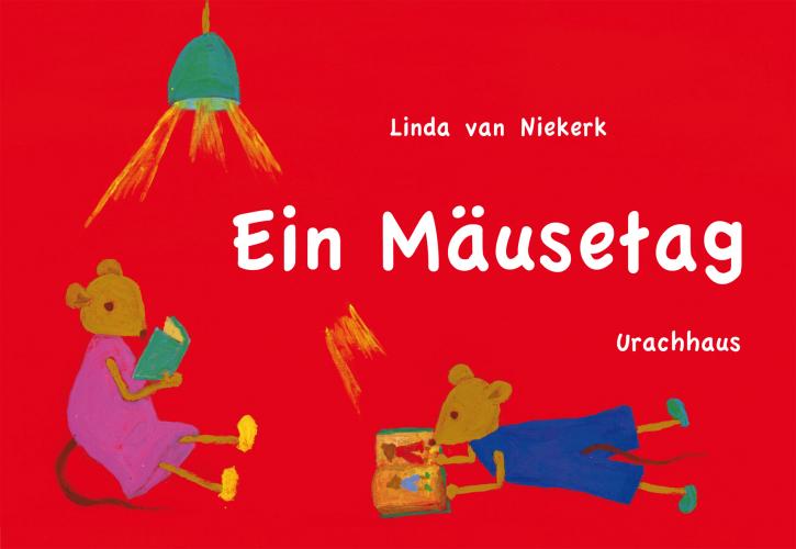 Urachhaus Verlag - Ein Mäusetag - Kinderbuch