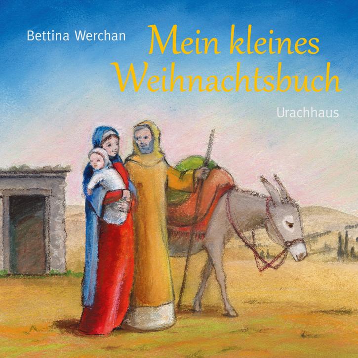 Urachhaus Verlag - Mein kleines Weihnachtsbuch - Leporello