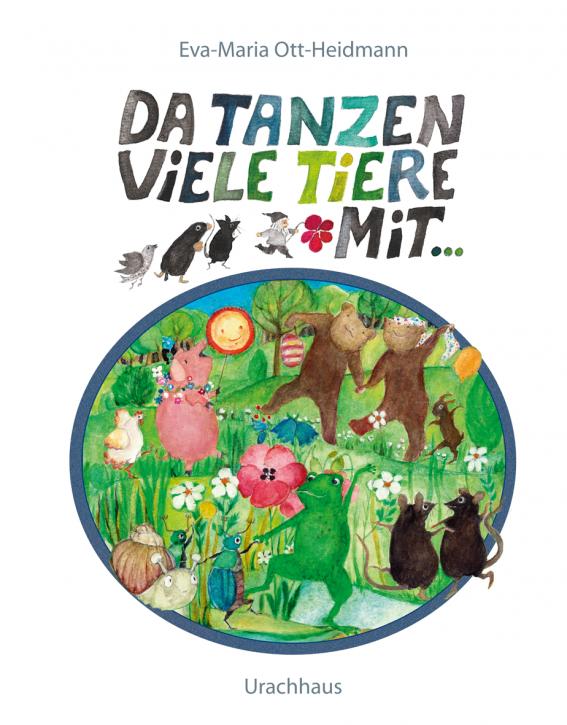 Urachhaus Verlag - Da tanzen viele Tiere mit