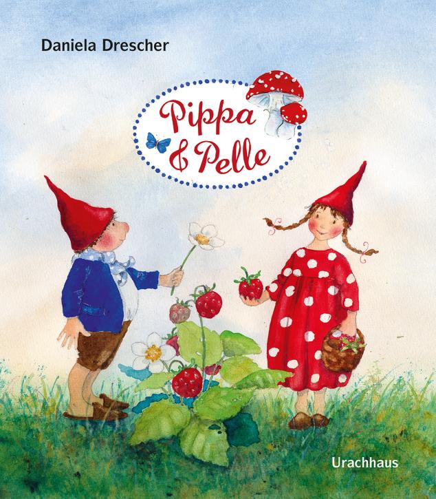 Kinderbuch - Pippa und Pelle - Urachhaus Verlag