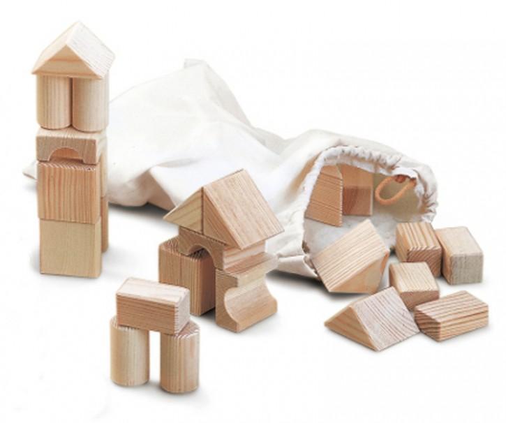 Wendelstein Werkstätten - Bilding Bricks - natural