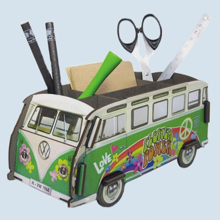 Werkhaus Stiftebox - VW Bus T1 Bulli Hippie