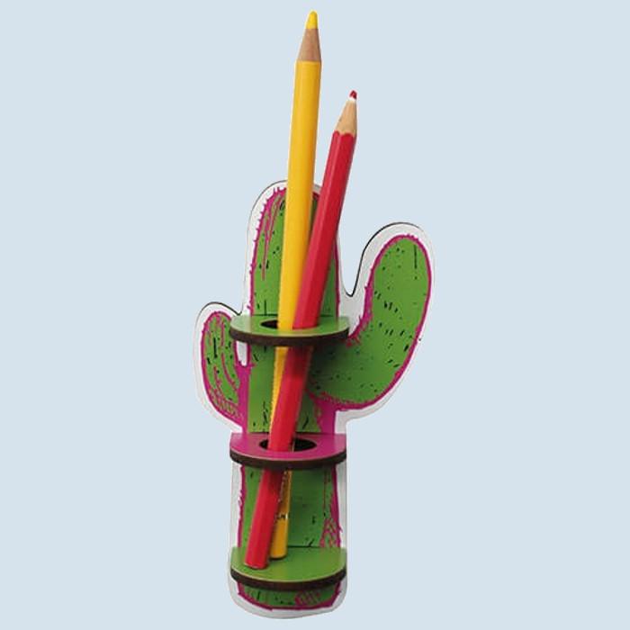 Werkhaus - Magnet Stiftehalter Kaktus