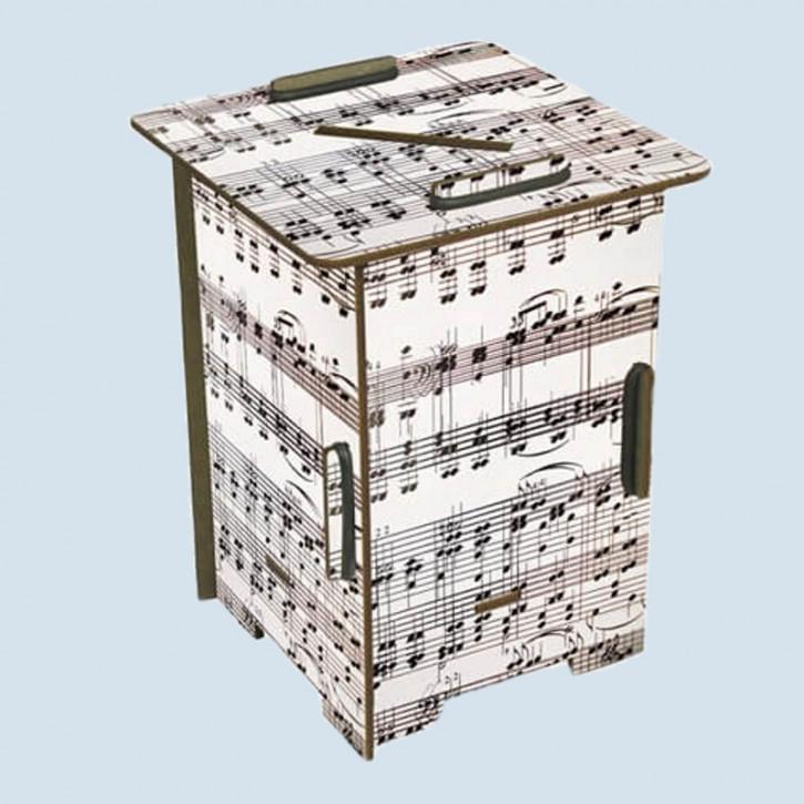 Werkhaus - Twinbox - Klavier, Noten - Stiftebox, Spardose