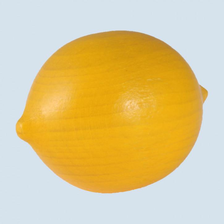 Beck - Spielobst aus Holz - Zitrone