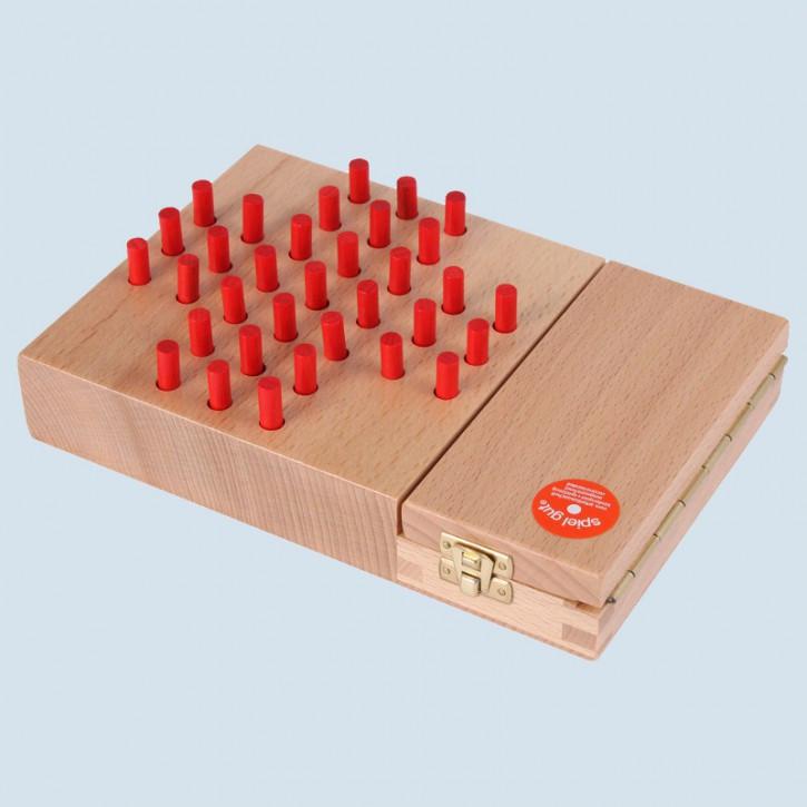 Beck - Geduldsspiel - Solitaire, Holzspielzeug