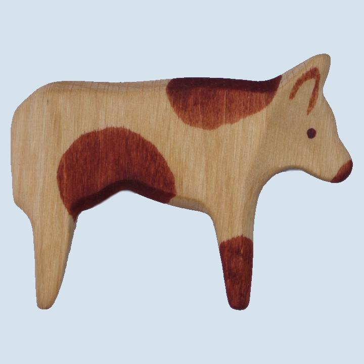 Decor - wooden animal - cow