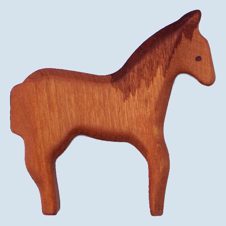 Decor - Holztier Pferd, Holzfigur