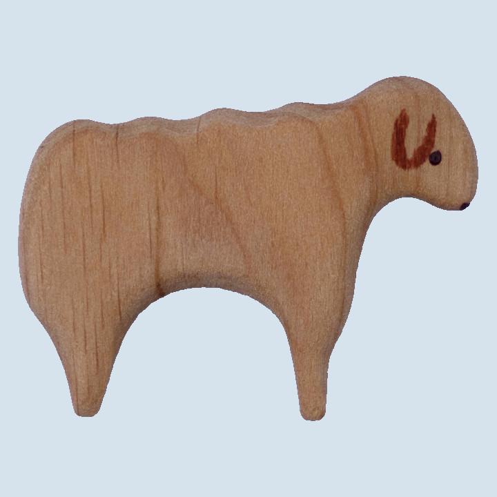 Decor - wooden animal - sheep