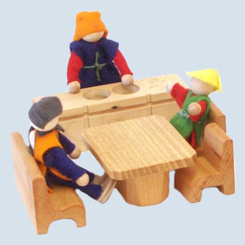 Decor -  Möbelset Küche, 5teilig, Holz