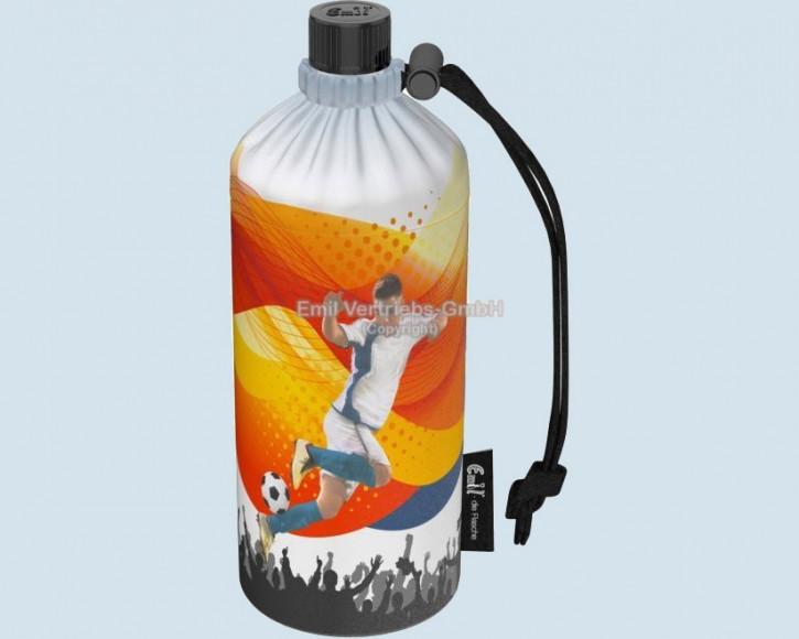 Emil die Flasche - Trinkflasche Fussball - 0,4 L