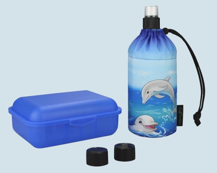Emil die Flasche - Starter Set Delfin - Geschenkset 0,4 L
