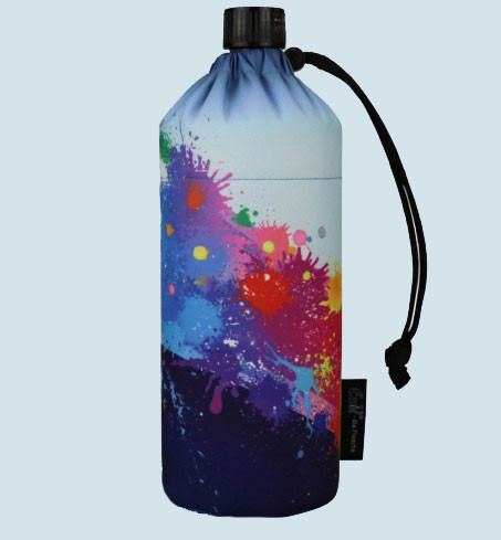 Emil die Flasche - Trinkflasche Splash - 0,4 L