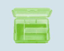 Emil die Flasche - Brotbox grün - XXL - 19 cm