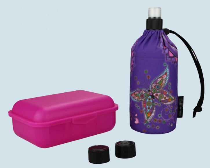 Emil die Flasche - Starter Set Schmetterling - Geschenkset 0,4 L